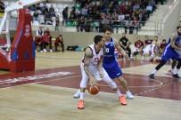 İSTANBULSPOR - Nesine.Com Eskişehir Basket, Final-Four'da İlk Mücadelesine Çıkıyor
