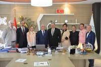 İSMAIL KORKMAZ - Nilüfer Belediyesi Ve TOSYÖV Bursa Destekleme Derneği'nden İş Birliği