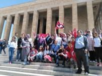 MAMAK BELEDIYESI - Özel Öğrencilerin Anıtkabir Ve Akvaryum Heyecanı
