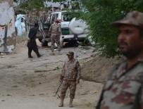 BELUCISTAN - Pakistan'ın Belucistan Bölgesinde Bombalı Saldırı Açıklaması 25 Ölü