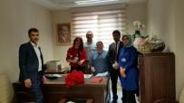 SAĞLıK SEN - Sağlık Sen Başkanı Duvarcı Hemşireler Haftasını Kutladı