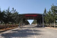 ÇEVRE YOLLARI - Şanlıurfa Asri Aile Mezarlığında Yeni Düzenleme