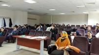 SEYIT RıZA - SAÜ'de İdari Personele Oryantasyon Eğitimi