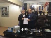 ESNAF VE SANATKARLAR ODALARı BIRLIĞI - Şekerbank İle KESOB Arasında Protokol İmzalandı