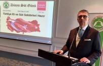 DÜNYA SÜT GÜNÜ - SETBİR Başkanı Tezel Açıklaması 'Et Fiyatının Asıl Belirleyicisi Arz Talep Dengesidir'