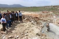 YÜZME HAVUZU - Seydişehir Belediyesi Jeotermal Damarları Açıyor