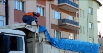 TRAFİK TESCİL - Sivas'ta Hafriyat Kamyonlarına Ceza Yağdı