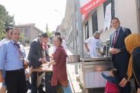 SYDV Vatandaşlara Lokma Dağıttı