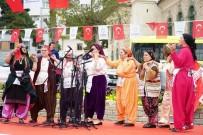KEMAL ÖZTÜRK - Tekirdağ'da 'Balkan Kültür Şenliği' Düzenlendi