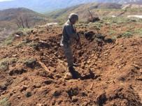ŞENYAYLA - Teröristlerin döşediği mayınlar imha edildi