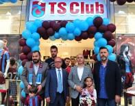TRABZONSPOR BAŞKANı - Trabzonspor, Başkent'te Mağaza Açtı