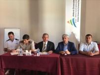 HÜSAMETTIN ÇETINKAYA - Turizm Merkezi Adrasan Ve  Olympos'ta Güvenlik Tedbirleri Artırılıyor