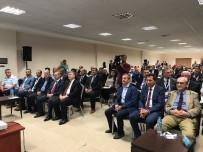 ABANT İZZET BAYSAL ÜNIVERSITESI - Türkiye'deki İtfaiye Yöneticileri Konya'da Buluştu