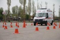 ARAÇ BAKIMI - Van'da 'Ambulans Sürüş Teknikleri' Eğitimi