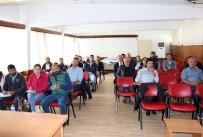AB Onaylı Süt Çiftliği Yönetici Ve Çalışanları Bir Araya Geldi