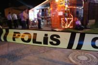 GÖRGÜ TANIĞI - Adana'da Büfeye Silahlı Saldırı Açıklaması 1 Ölü