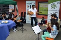 TÜRK MÜZİĞİ - Almanya'da, Türk Müziğini Tanıttılar