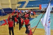KEMAL ÖZGÜN - Anadolu Yıldızlar Ligi Badminton Türkiye Finali Coşkuyla Başladı