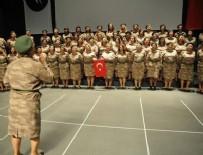KİMSESİZ ÇOCUKLAR - Anneler Korosu'ndan askerlere anlamlı beste