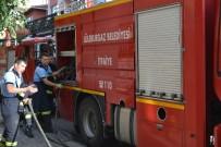 Apartmanda Çıkan Yangın Büyümeden Söndürüldü