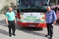 Artvinli Çiftçiler Ankara Yolunda