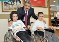 DÜNYA ENGELLILER GÜNÜ - Başkan Alıcık, Engelliler Haftasını Kutladı
