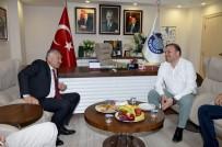 TÜRK LIRASı - Başkan Karalar'dan Demirspor'a 150 Bin TL Pirim