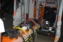 ÇANAKKALE ONSEKIZ MART ÜNIVERSITESI - Bayramiç'te Trafik Kazası; 1 Yaralı