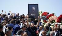 İZZET YıLDıZHAN - Binlerce Kişi İbrahim Erkal'ı Son Yolculuğuna Uğurladı