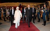 FOUR SEASONS HOTEL - Erdoğan, Çipras'la 'iade edilmeyen darbeci askerleri' görüştü