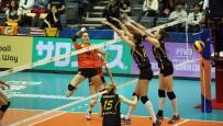 ECZACıBAŞı - Dünya Kadınlar Voleybol Şampiyonası
