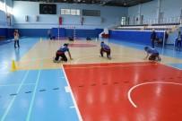 ALTI NOKTA KÖRLER DERNEĞİ - Engelliler Gününe Özel Goalball Maç