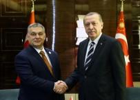 MACARISTAN - Erdoğan, Macaristan Başbakanı Orban'ı Kabul Etti