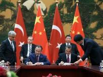 ÇIN HALK CUMHURIYETI - Erdoğan Ve Jinping Heyetlerarası Görüşme Gerçekleştirdi