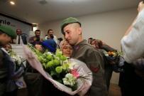Huzurevine 'Anneler Günü' Ziyareti Yapan Askerlere Büyük Sürpriz
