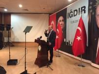TURGAY ALPMAN - İçişleri Bakanı Soylu, Iğdır'da
