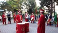 MECIDIYEKÖY - İhlas Vakfı Bahçelievler Yurdu'nda Mehterli Mezuniyet Coşkusu