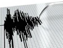 TAHRAN - İran'da 5,7 büyüklüğünde deprem