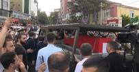 MILLI SAVUNMA BAKANLıĞı - İstanbul Şehidini Uğurladı
