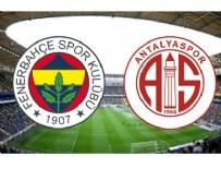 METE KALKAVAN - Fenerbahçe 0-1 Antalyaspor