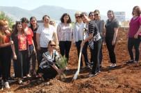 KADIN GİRİŞİMCİ - Kadın Sanayiciler Fidan Dikti