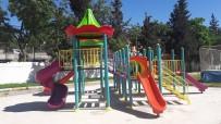ABDURRAHMAN TOPRAK - Kahta İlçesinde Parklar Yenileniyor