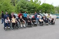 FARUK ÇATUROĞLU - Kdz. Ereğli'de Fiziksel Engelli 20 Kişi Sandalyesine Kavuştu
