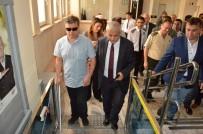 TÜRKİYE SAKATLAR KONFEDERASYONU - Manisa'da Erişilebilir İlk Kurum Çevre Ve Şehircilik Müdürlüğü Oldu