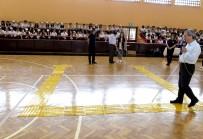 DANS GÖSTERİSİ - Mersin'de Engelliler Şöleni Sürüyor