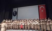 MEHMETÇIK - Nilüfer Kadın Korosu'ndan Mehmetçiğe Anneler Günü Marşı