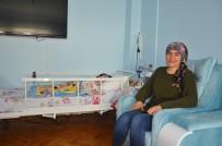 SILIVRI DEVLET HASTANESI - Kızı, Gözleri Önünde Eriyen Anneye Yardım Eli