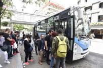 ELEKTRONİK BİLET - Özel Toplu Taşıma Araçlarında ANKARAKART'la Ulaşım Başlıyor