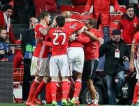 BENFICA - Portekiz'de şampiyon Benfica