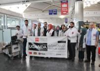 YERYÜZÜ DOKTORLARI - Sağlık Gönüllülerinden Uganda'ya Yardım Eli